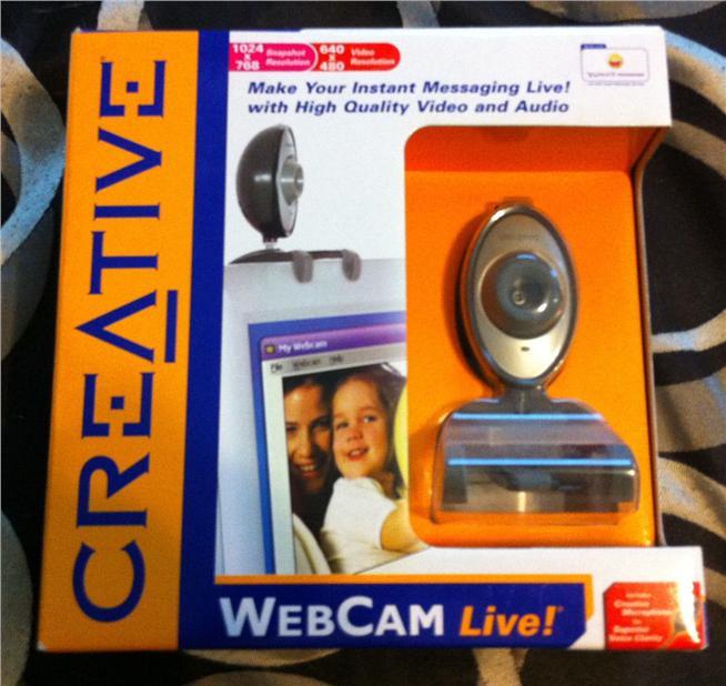 Webcam creative x drivers