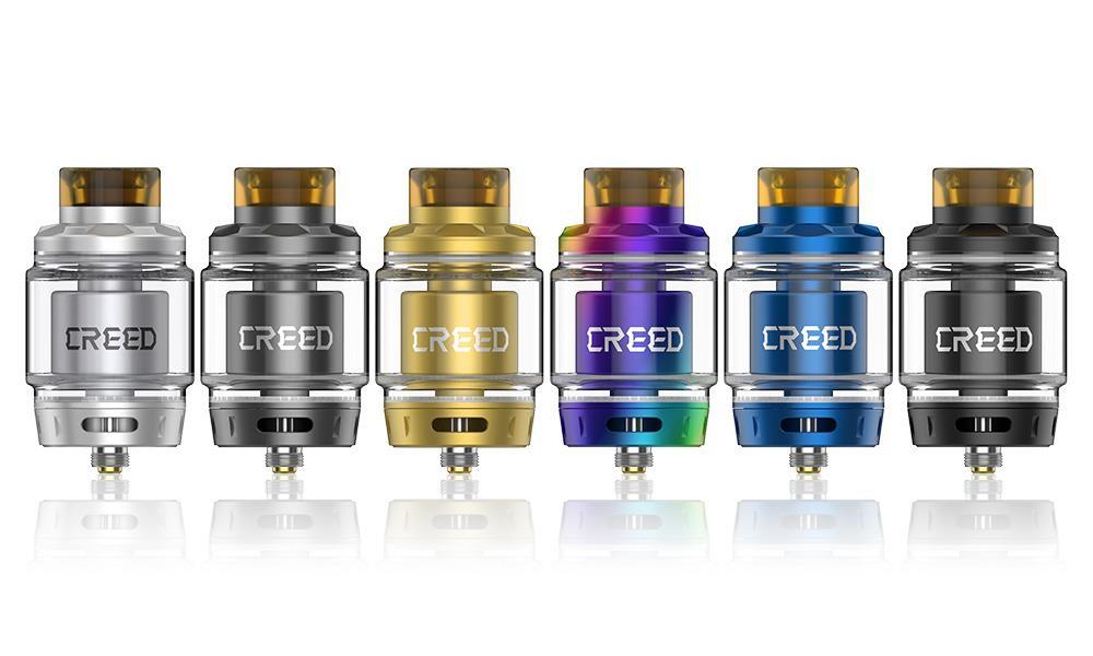 Creed RTA by Geekvape 6 5ml 1: 1 High Quality