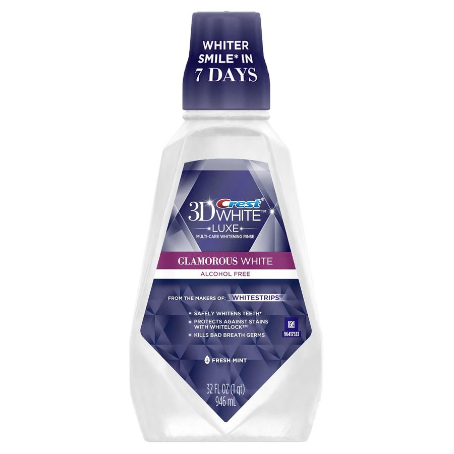 Crest 3D White Luxe Glamorous Whiten (end 8/30/2018 1:15 PM