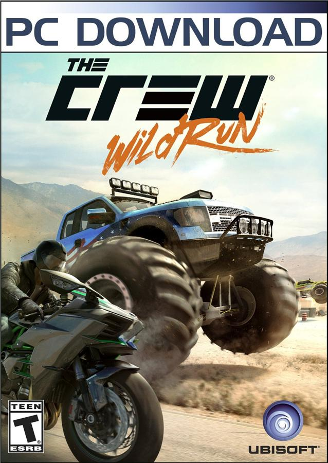 The Crew Wild Run Expansion Pack (PC)
