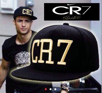 Cristiano Ronaldo CR7 letter cap (end 10 17 2017 9 15 PM) 465ad65939a