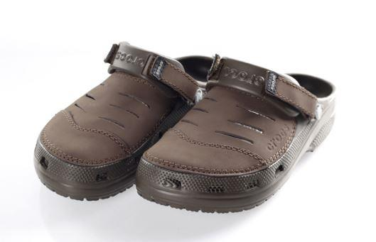 c6311eec966310 CROCS Mens Yukon Clog Half leather (end 6 17 2019 10 43 AM)