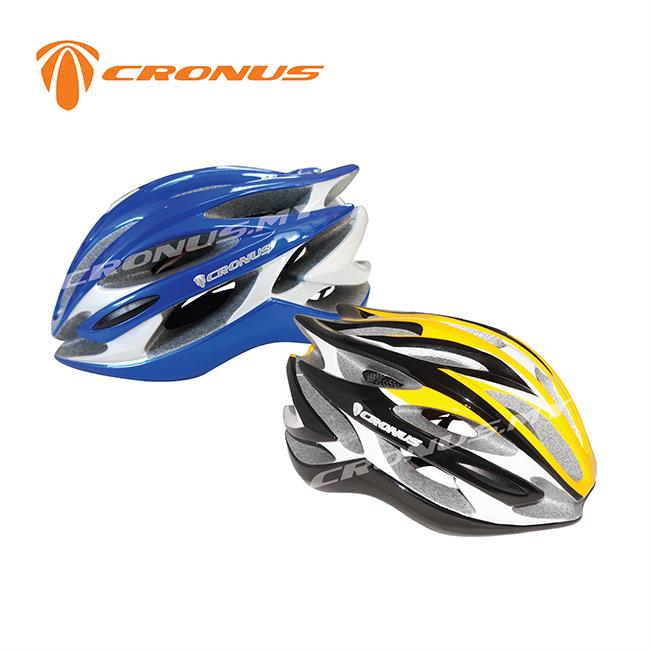 [CRONUS.MY] CRONUS IN-MOLD ADULT BICYCLE BIKE SAFETY HELMET 2 COLOURS