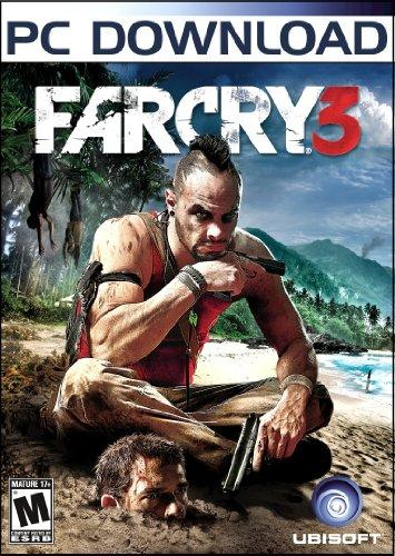 Far Cry 3 Deluxe Edition (Online Download Code)