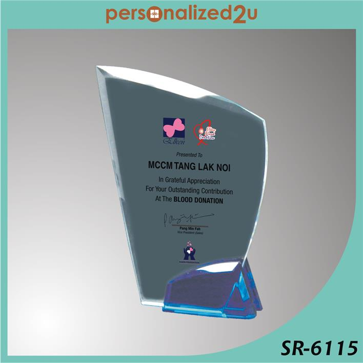 Crystal Awards SR-6115