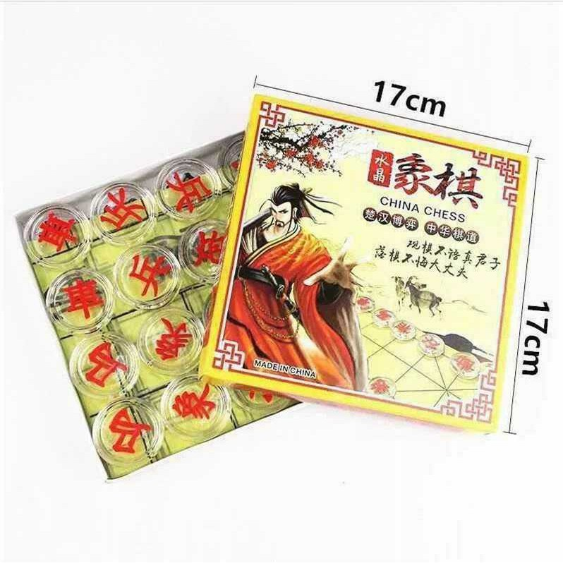 Crystal China Chinese Chess Family Games