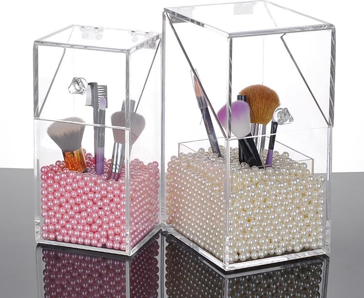 sc 1 st  Lelong.my & Crystal Clear Makeup Brush Holder Bru (end 4/5/2019 2:15 PM)
