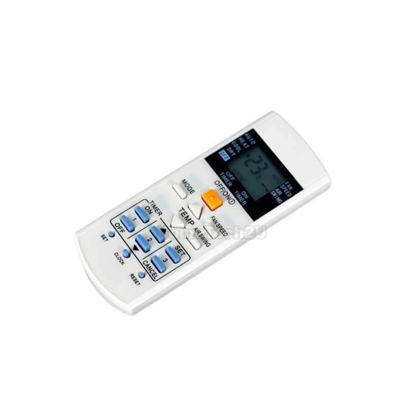 CS-PC9MKH Panasonic Air Conditioner Remote Control For A75C3623 A75C32