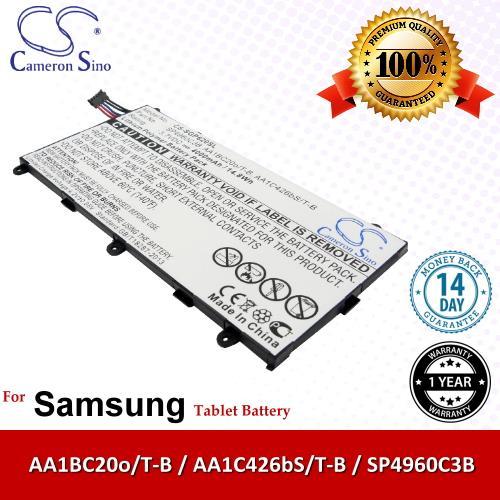 CS Tablet Battery SGP620SL Samsung Galaxy Tab 7.0 GT-P3110 P3110