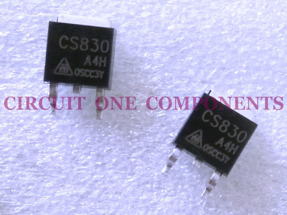 CS830 A4H N-Ch Power MOSFET 5A 500v - Each