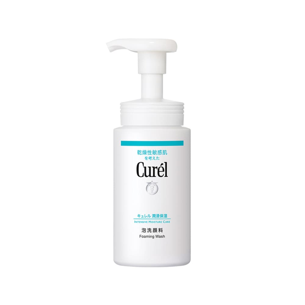 CUREL Intensive Moisture Care Foaming Wash 150ml