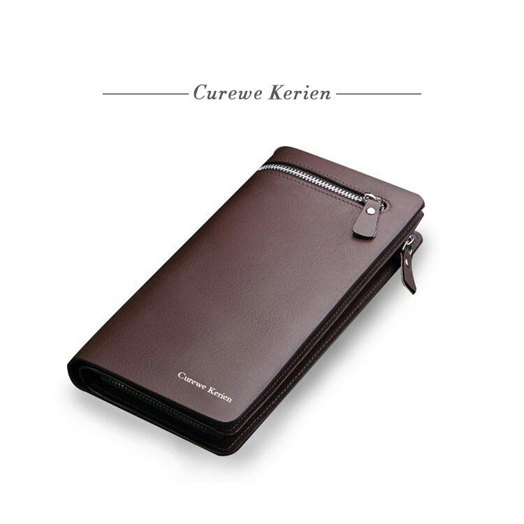 bf334e2f6 Curewe Kerien Luxury Men Leather Lon (end 3/5/2021 12:00 AM)