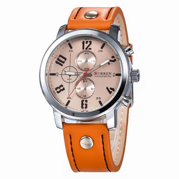 задача таких curren watches chronometer прибавьте его