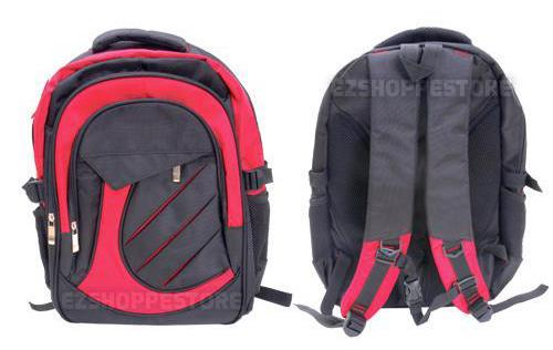 02c2e5fecfcc Cushioned Multi Usage Backpack