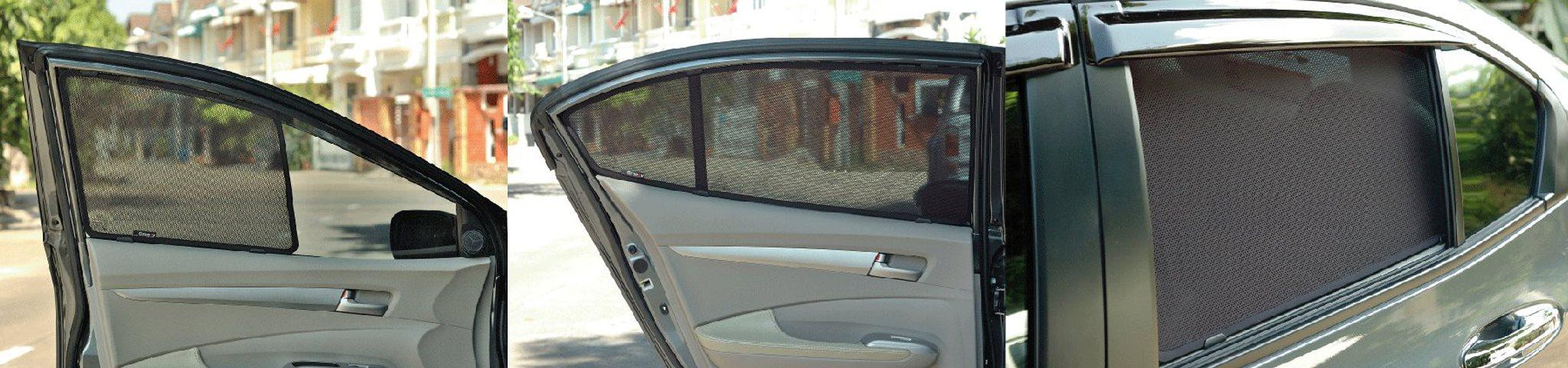 Custom Fit OEM Sunshades/ Sun shades for Proton Iswara/Saga (4pcs)