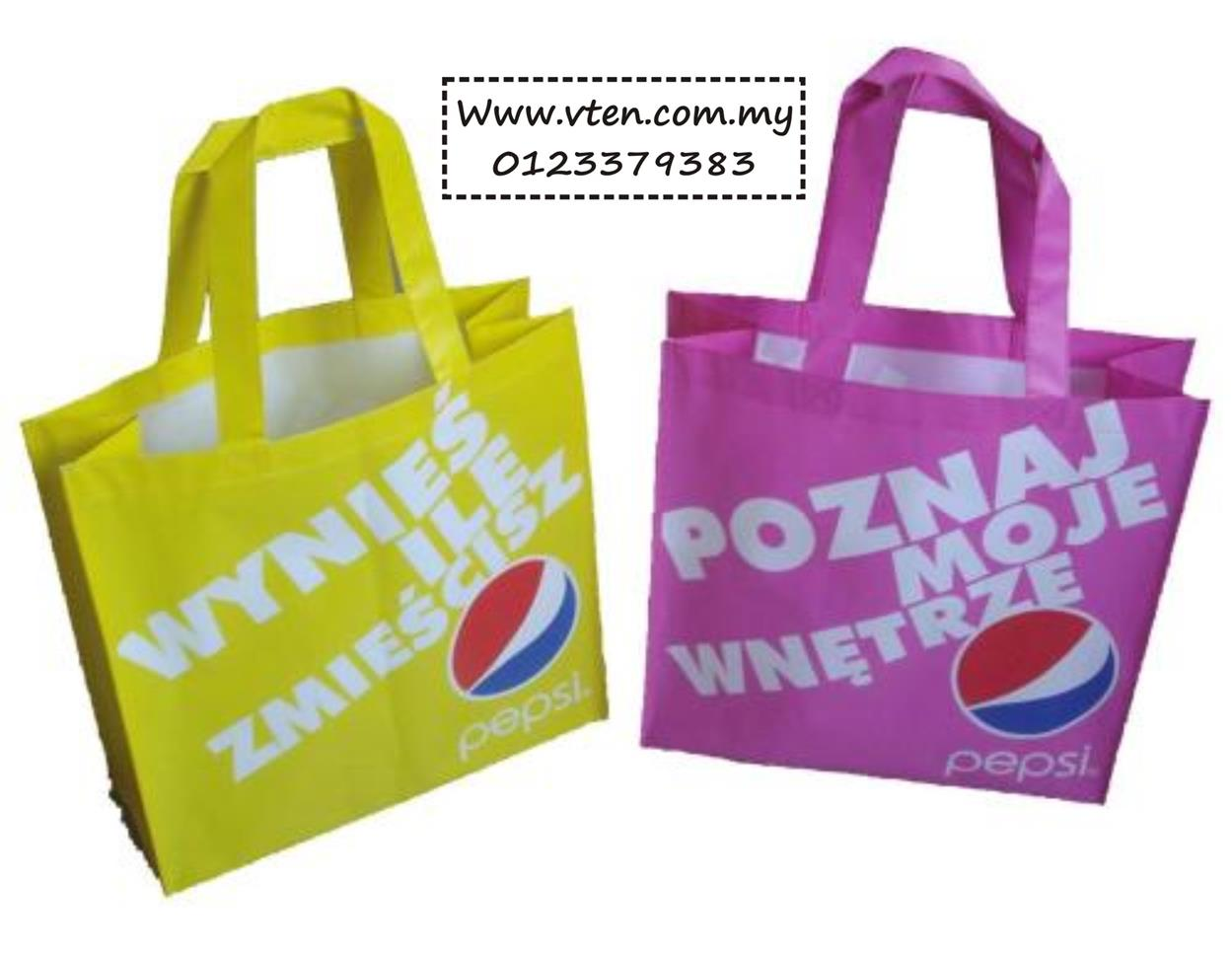 Custom made Lamination,Topprinting,Full Color Printing non woven bags