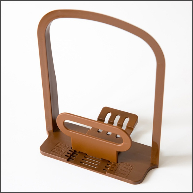 Cut Bread Toast Auxiliary Cutting Slice Rack