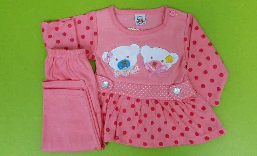 Cute Bears Clothing Suits Gift for Baby / Kids(LZB256)