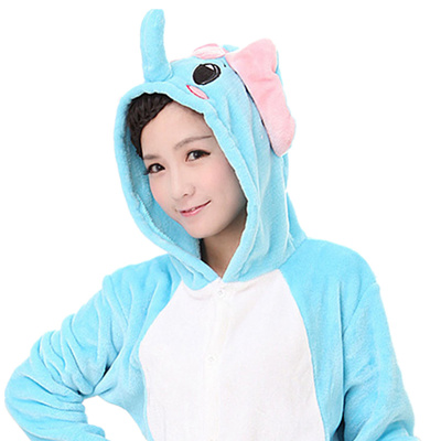 New Cute Blue Elephant Cosplay Adult Animal Costume Jumpsuit Onesies P. u2039 u203a  sc 1 st  Lelong.my & New Cute Blue Elephant Cosplay Adul (end 9/14/2018 10:15 PM)