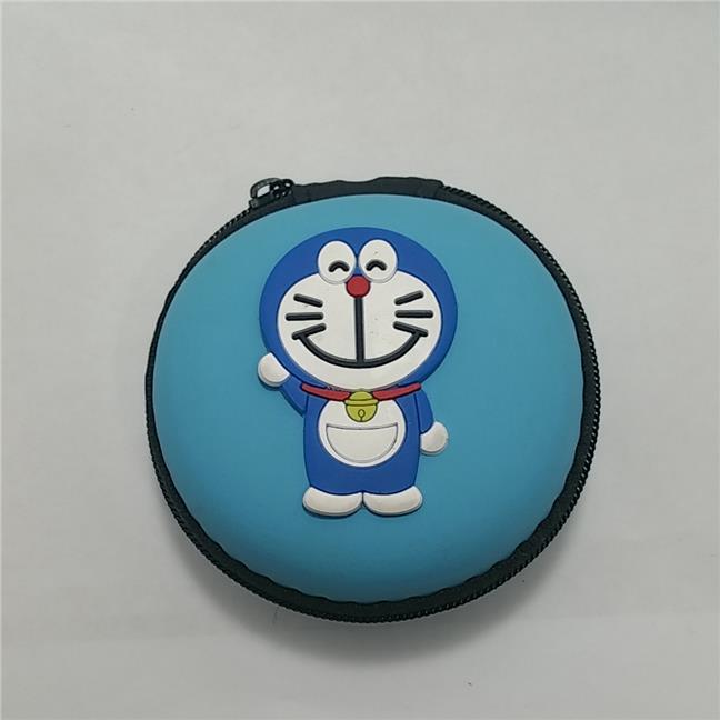 Cute Cable Earphones USB Cable Wire Management Bag
