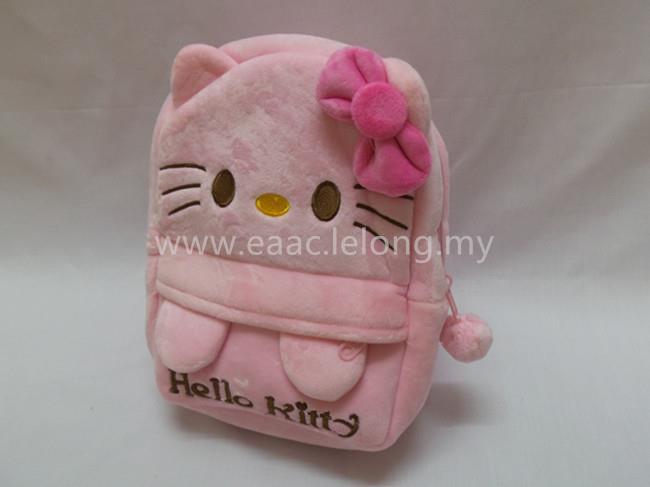 Cute Cartoon Hello Kitty Kid Backpa (end 6 12 2020 11 15 AM) b2f18c10ee5a7