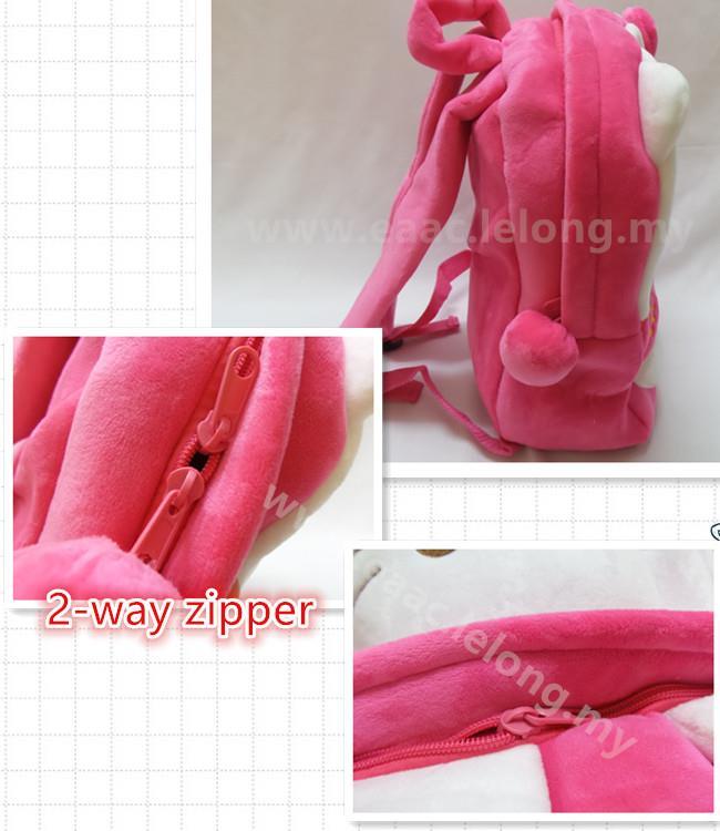 Cute Cartoon Hello Kitty Kid Backpack School Shopping Shoulder Bag (L) 43b0505591f7c
