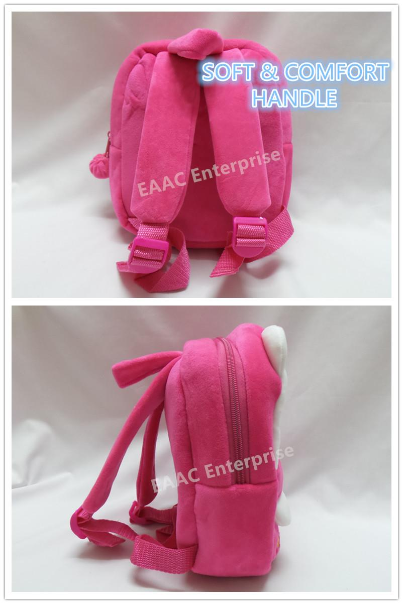 Cute Cartoon Hello Kitty Kid Backpack School Shopping Shoulder Bag (S) 49cec4a0a2d9b