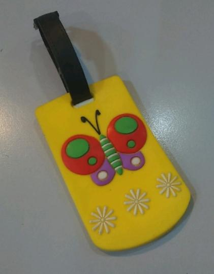 Cute Cartoon Luggage Tag - Design No.20