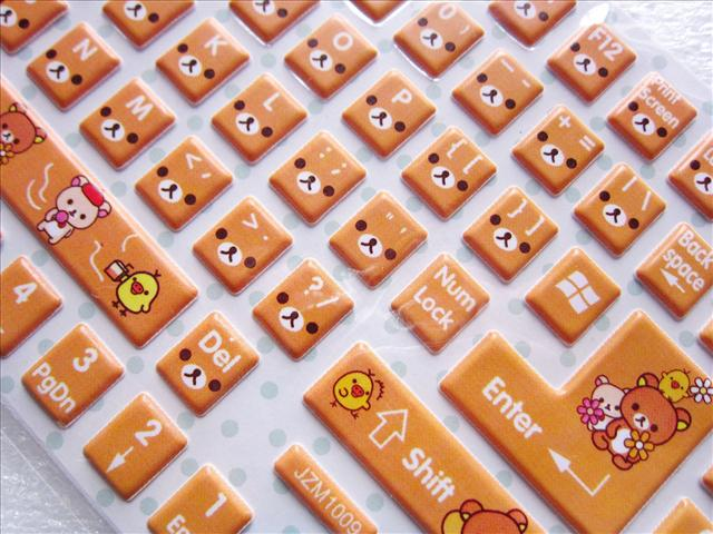 You can get pretty skin/stickers for the outside, a nice mouse, fancy case,  and Keyboard stickers!! ♥