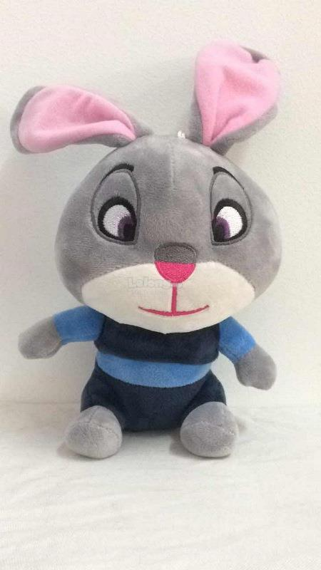 Cute Rabbit Plushy Toy 20cm