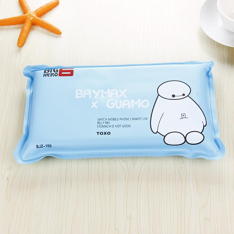 Cute Summer Cartoon Cool Ice Pillow-S-Baymax