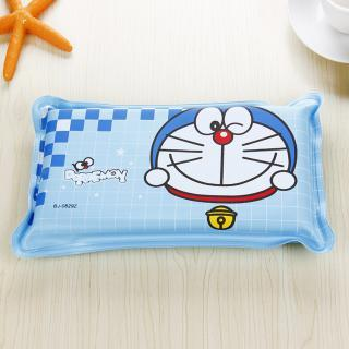 Cute Summer Cartoon Cool Ice Pillow S Doraemon