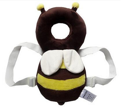 Cute Toddler Baby Head Protection Pad BEE