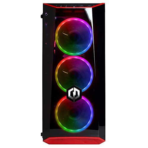 CYBERPOWERPC Gamer Xtreme VR Gaming PC, Intel Core i5-9400F 2.9GHz, NVIDIA GeF