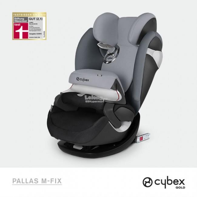 new cybex pallas m fix booster isofi end 5 23 2017 1 15 pm. Black Bedroom Furniture Sets. Home Design Ideas