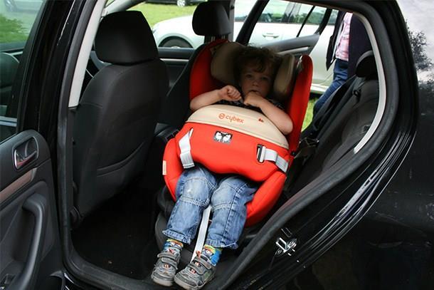 Rear Facing Isofix Isize Car Seats