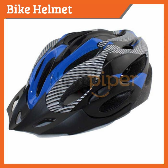 Cycling Mountain Bicycle Racing Adult Bike Safety Helmet with Visor. ‹ › b49da66a8d