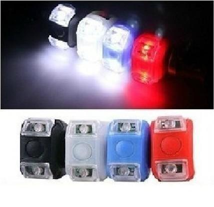 Cycling Silicon Light - 2 side Led