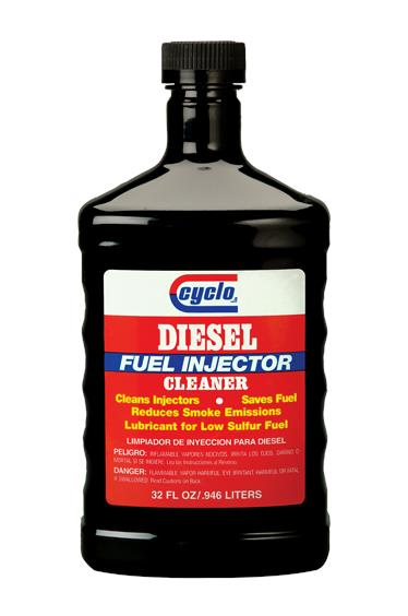 CYCLO C21 DIESEL FUEL INJECTOR CLEANER