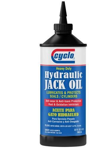Cyclo Hydraulic Jack Oil C643