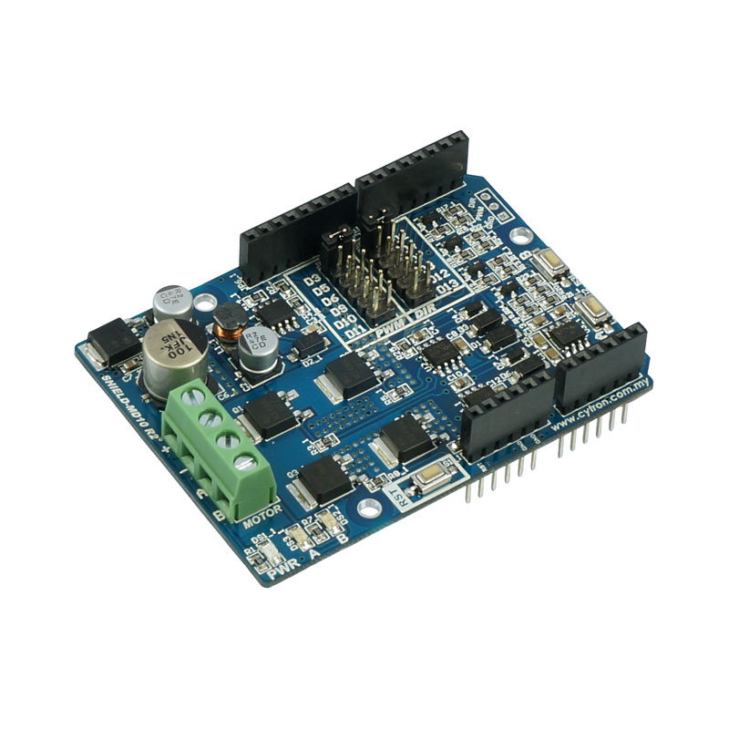 CYTRON 10A Motor Driver Shield for Arduino