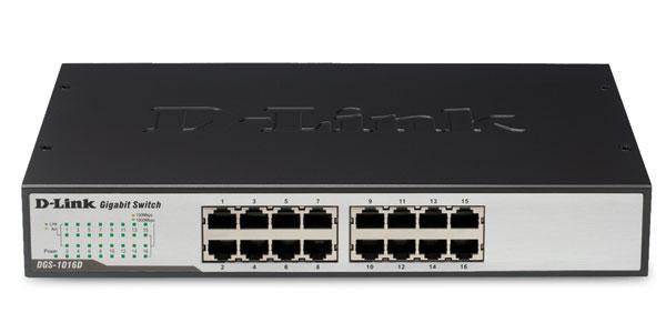 DLINK PORT GIGABIT NETWORK SWIT End AM - Switch 12 ports