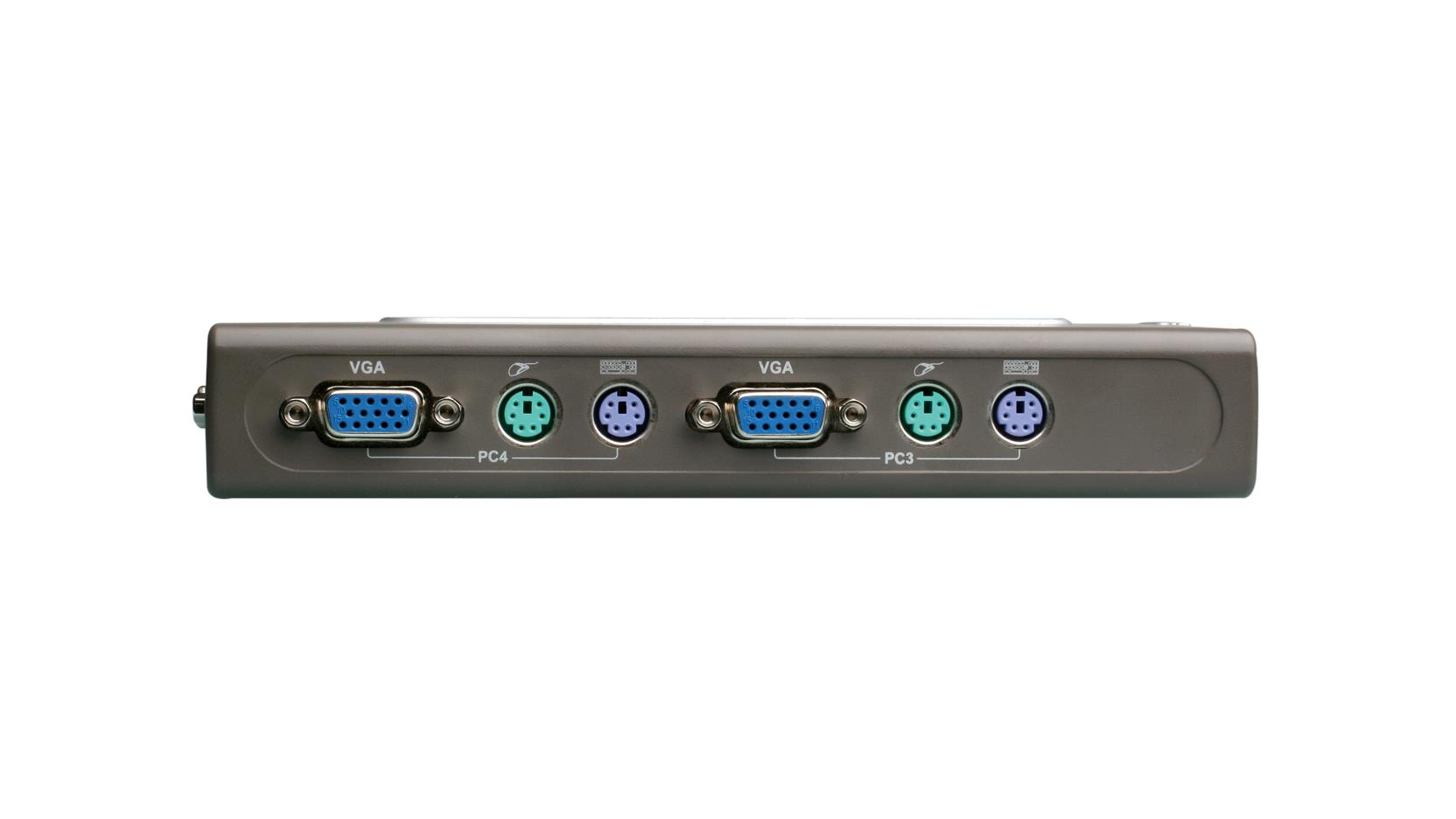 D-Link 4-Port PS/2 KVM Switch (DKVM-4K)
