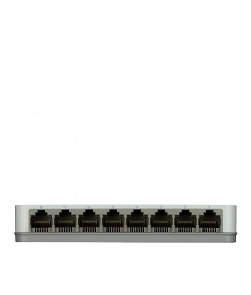 D-LINK 8-PORT GIGABIT NETWORK SWITCH (DGS-1008A)