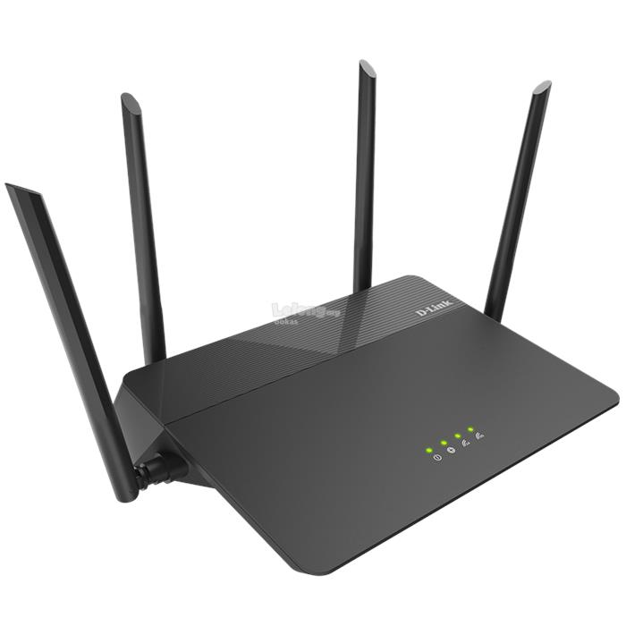 D-LINK AC1900 Gigabit Wireless AC Dual Band WiFi Router DIR-878 UniFi