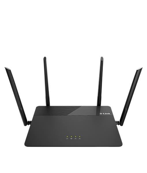 D-Link AC1900 Wireless MU-MIMO DualBand Gigabit Router (DIR-878)