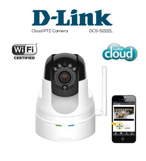 D-Link DCS-5222L Camera Driver Windows 7