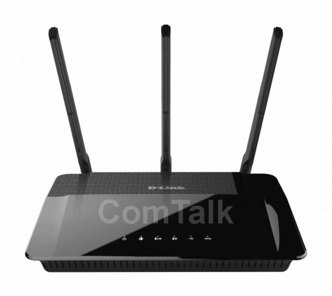 D-Link DIR-880L AC1900 Wireless DualBand Gigabit Cloud Router