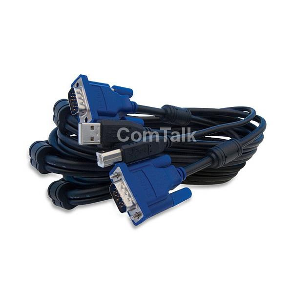 D-Link DKVM-CU5 KVM Switch Cable For Model DKVM-4U (4.5M)