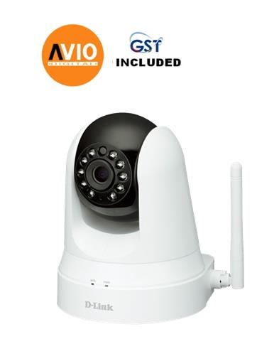 D-Link Dlink DCS-5020L 5020L 5020 IP CCTV Camera Home with Cloud WIFI